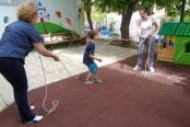 Παραδοσιακά παιχνίδια εξωτερικού χώρου